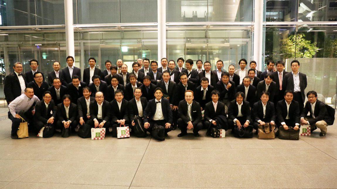 平成27年度幹事学年「昭和戊辰乃会」からの挨拶