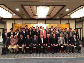 平成30年度幹事学年の引き継ぎ、総明会役員の忘年会を開催しました