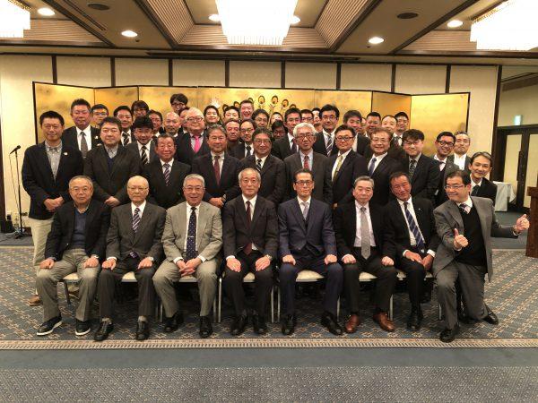 2019年度 総明会役員忘年会を開催しました
