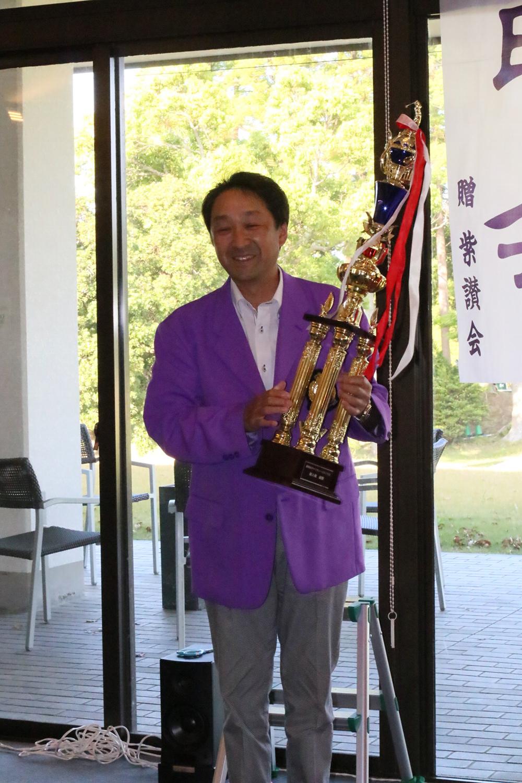 第24回総明会チャリティーゴルフ大会開催報告