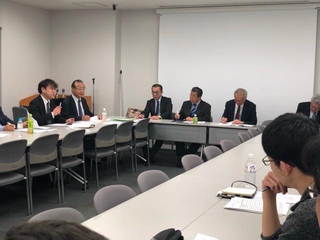 2019年 第2回 理事会を開催しました。